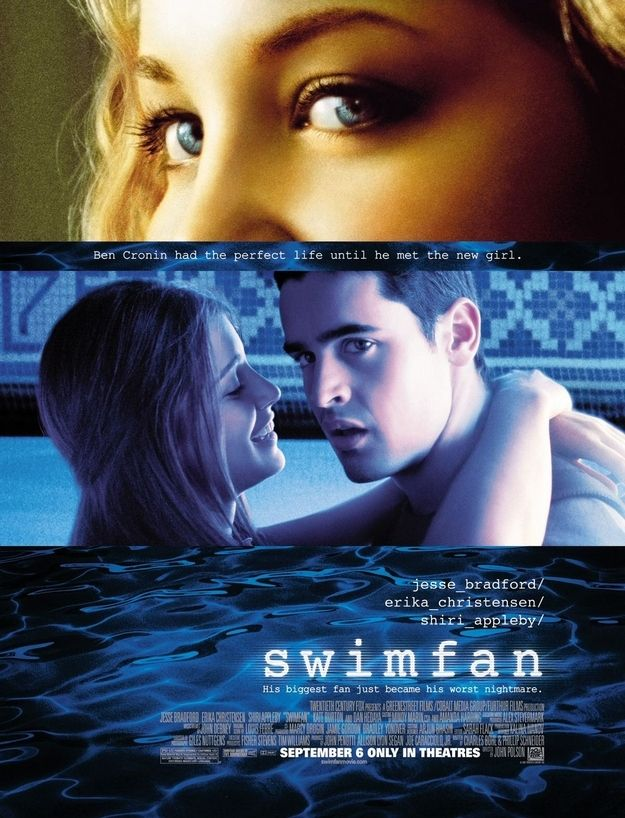 Swimfan | 18 Early '00s Movies You Thought Were Good, But Are Actually Pretty Horrible
