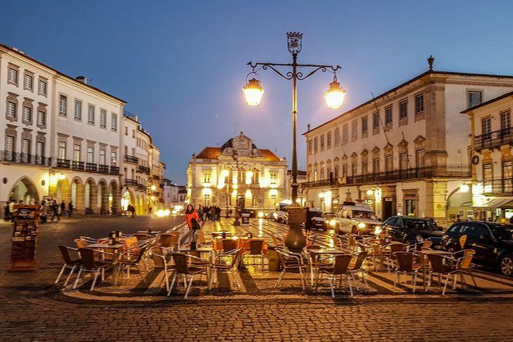 Evora - UNESCO Welterbe im Alentejo - NEU im Blog  ... #evora #rotadopeixe #visitalentejo #aptece #madomistours