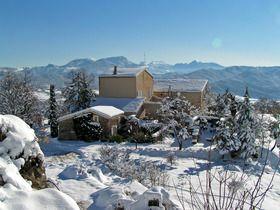 Climat au Vieil Aiglun - Haute Provence