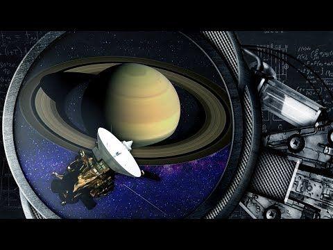 Cassini e os anéis de Saturno