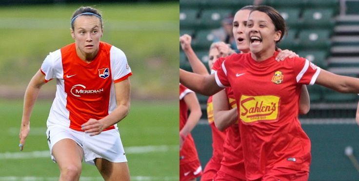 Sky Blue FC Comes to Terms with Australians Caitlin Foord and Samantha Kerr