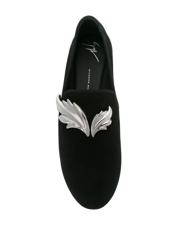 Buy Giuseppe Zanotti Men's Black 'cruel' Slippers, starting at €665. Similar products also available. SALE now on!