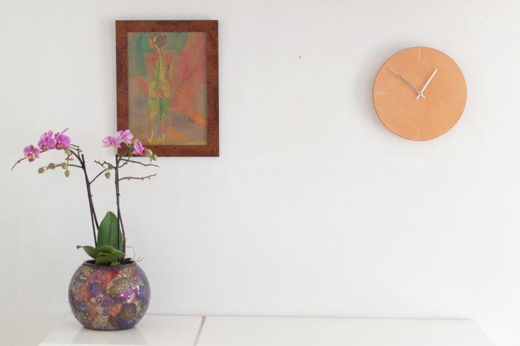 'Dag' Wall Clock