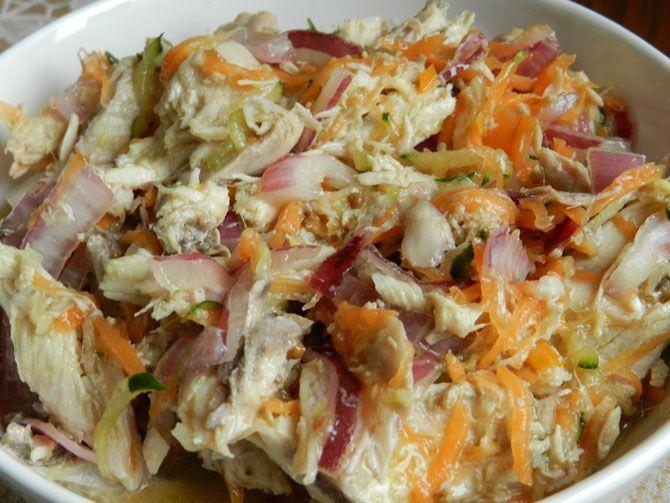Рецепт на выходные: Курица в азиатском стиле