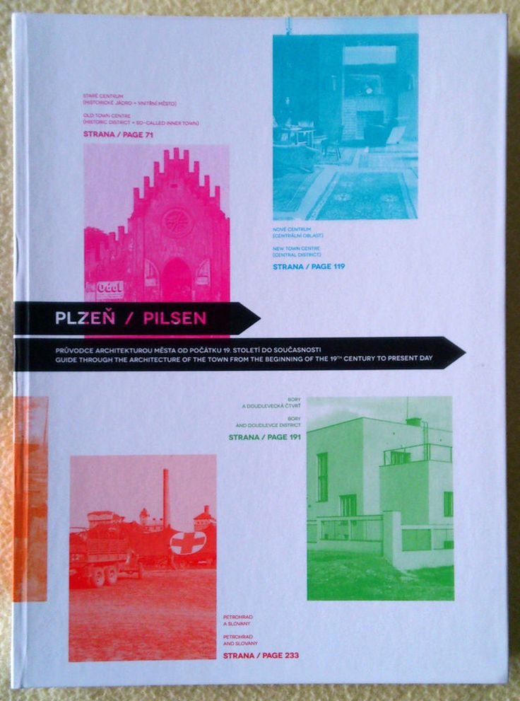 PILSEN - guide through the architecture of the town