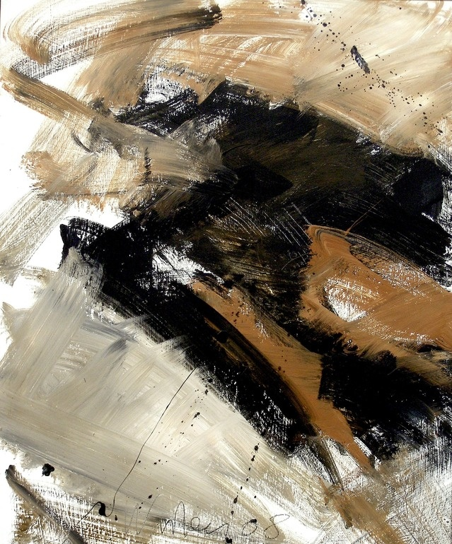 """Saatchi Online Artist: Josef Winkler; Acrylic, 2008, Painting """"without title"""""""