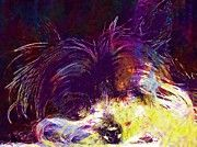 "New artwork for sale! - "" Dog Yorkshire Terrier Yorkie  by PixBreak Art "" - http://ift.tt/2uNb88u"