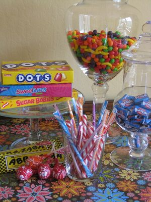 Retro Food for a 1980s Party