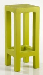 Basic Collection, Jut Taburete #green #stool #furniture