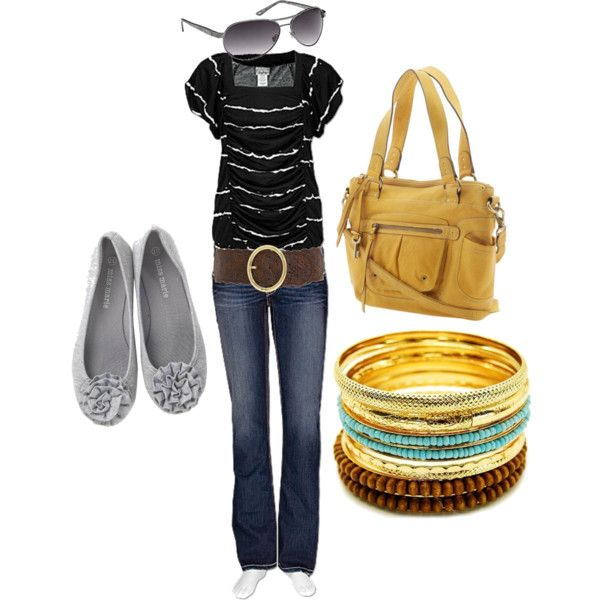 Cool Fall Days, created by sagittmama on Polyvore