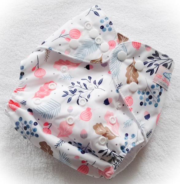 All Things Fluff reusable cloth diapers. Insert included. Located in Nova Scotia, Canada. Cute, affordable diapers! On sale! Free shipping over $199.