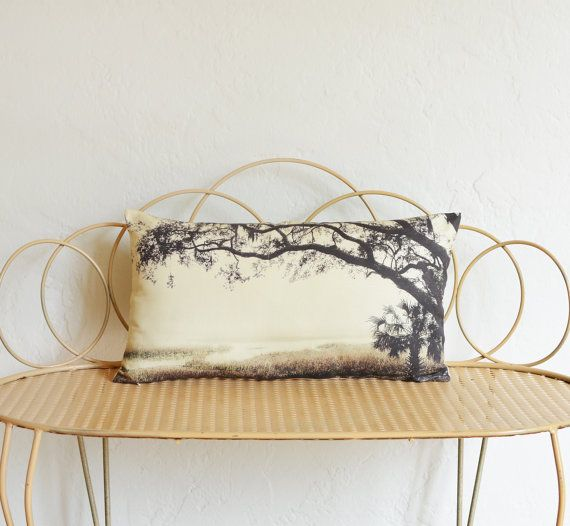 Carolina Photography Pillow Cover by Plumed on Etsy