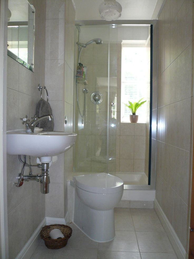 Small Shower Room Ideas For The House Narrow Bathroom