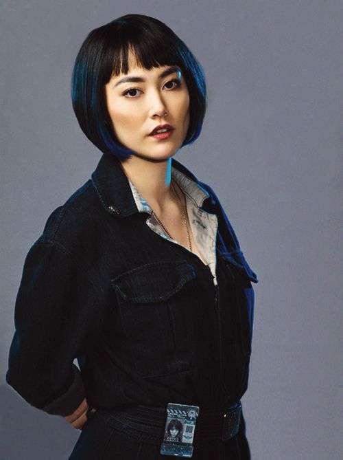 mako from pacific rim - jumpsuit I think