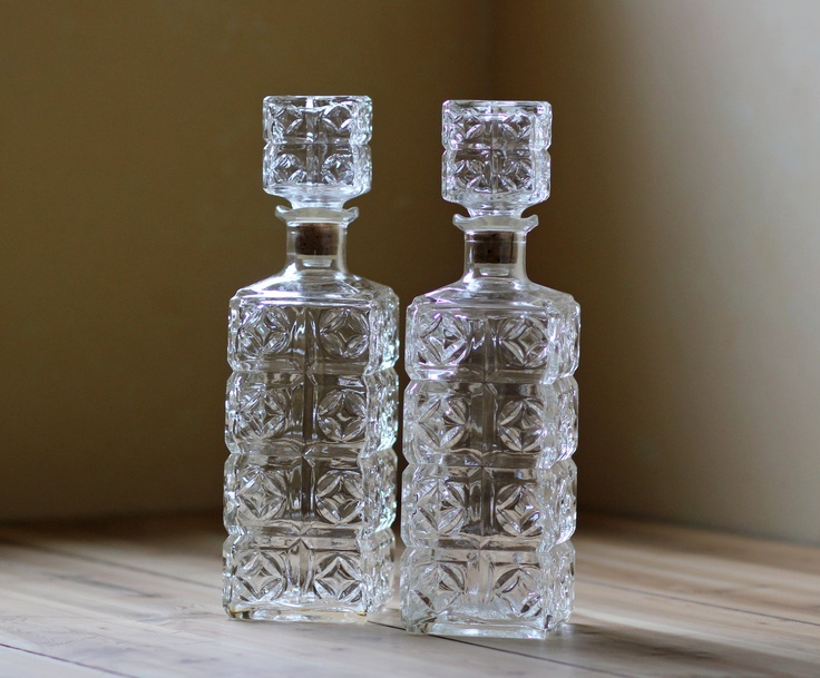 92 Best Images About Whiskey Decanters On Pinterest