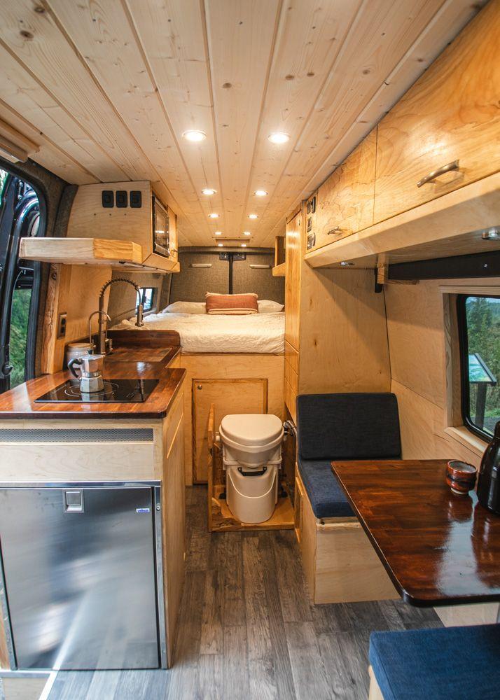 Timba Freedom Vans Van Conversion Interior Van Conversion Layout Sprinter Van Camper
