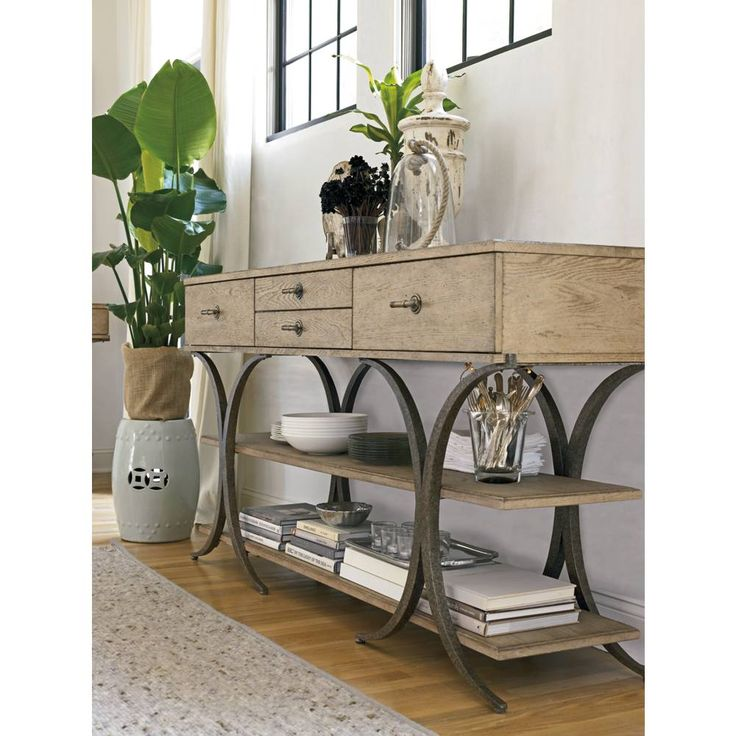 Shop For The Stanley Furniture Coastal Living Resort Del Mar Sideboard At  Hudsonu0027s Furniture   Your Tampa, St Petersburg, Orlando, Ormond Beach U0026  Sarasota ...
