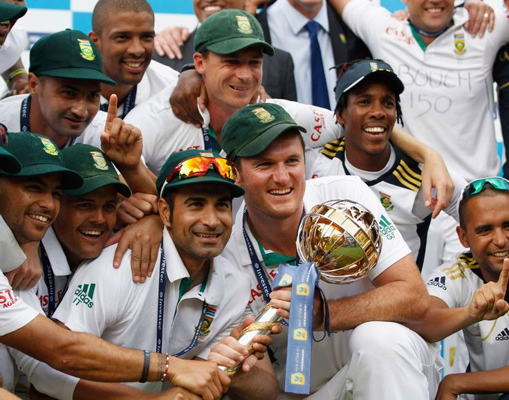 South Africa soak up the glory after their Lord's victory