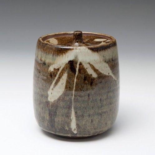 Phil Rogers - Lidded Jar