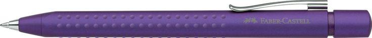 Faber Castell Grip 2011 Ball Point Pen Violet 14-41-36 £9.95