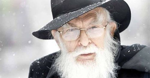 photo of James Randi