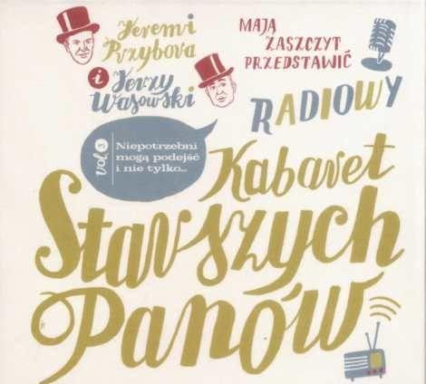 Radiowy Kabaret Starszych Panów vol. 3