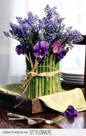 Flores para começar bem a semana - 21 fotos   Champanhe… na Stylowi.pl