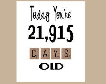 70th Birthday Card The Big 70 Milestone by DaizyBlueDesigns
