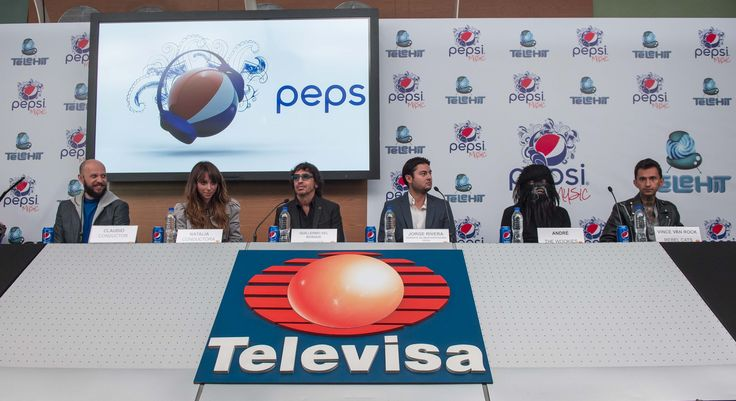 Pepsi Music es conducido por Natalia y Claudio y se transmite los jueves a las 21:30 horas.