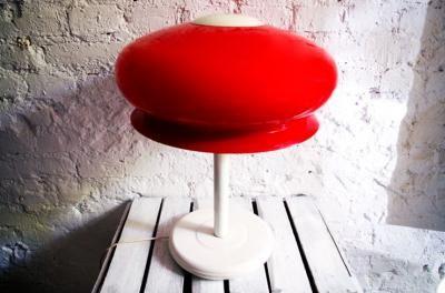 Lampa Polam Meos design lata 60-te