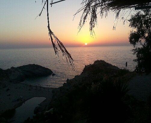 #ikaria #Nas #beach #sunset #landscape