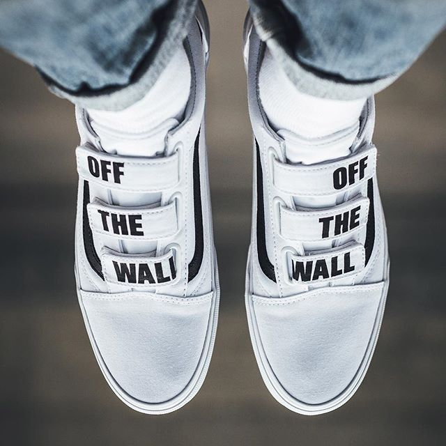 vans off the wall homme