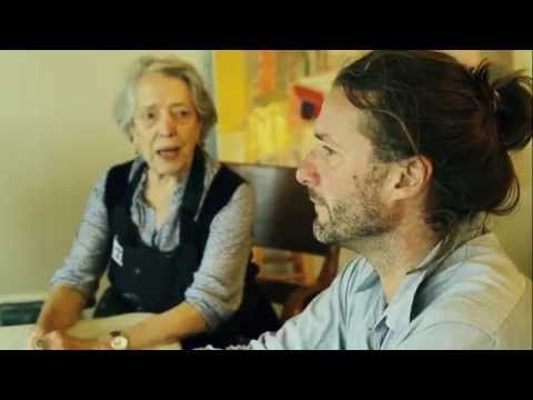 Flying Goose Hill - Interview with Elisabeth and Luke - YouTube