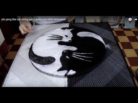 Adornate String Art - YouTube