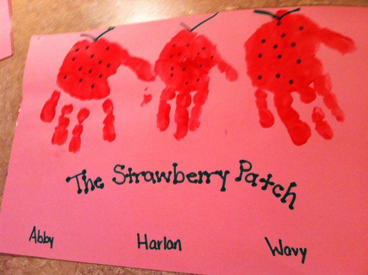 60 Best Kids Handprint Art Images On Pinterest