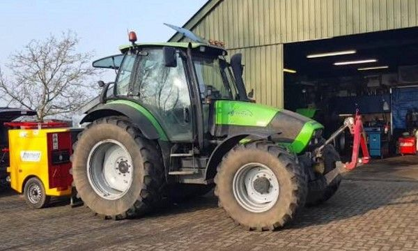 Deutz Fahr Agrotron 128 Tractor Service Repair Manual Hydraulic Systems Repair Manuals Repair