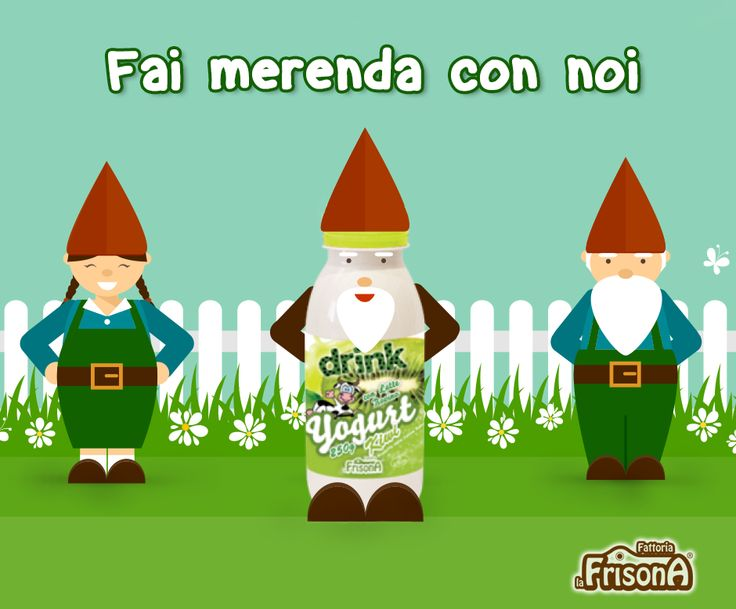 #gusto #nutriente #yogurtdrink una dolcissima #merenda!