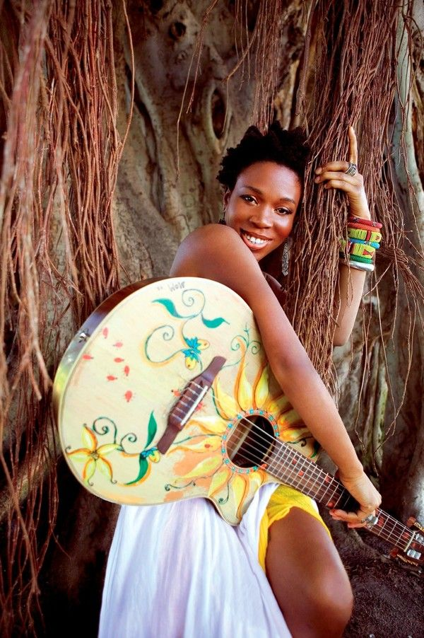 Summer jams ... India arie