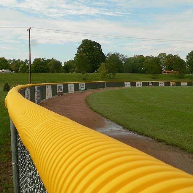 Economy Fence Cap Keeper Goals Your Athletic Facility Equipment Experts In 2020 Softball Baseball Stadium Baseball
