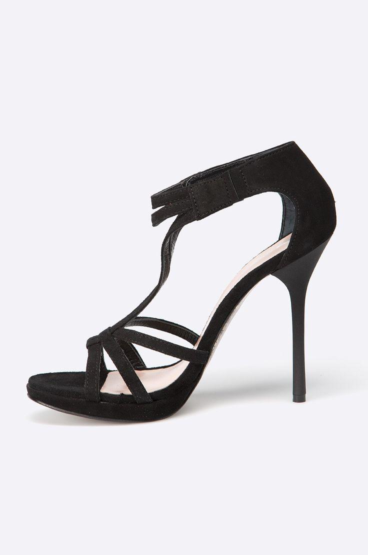 Solo Femme - Pantofi cu toc - Pantofi cu toc subtire din colectia Solo Femme…