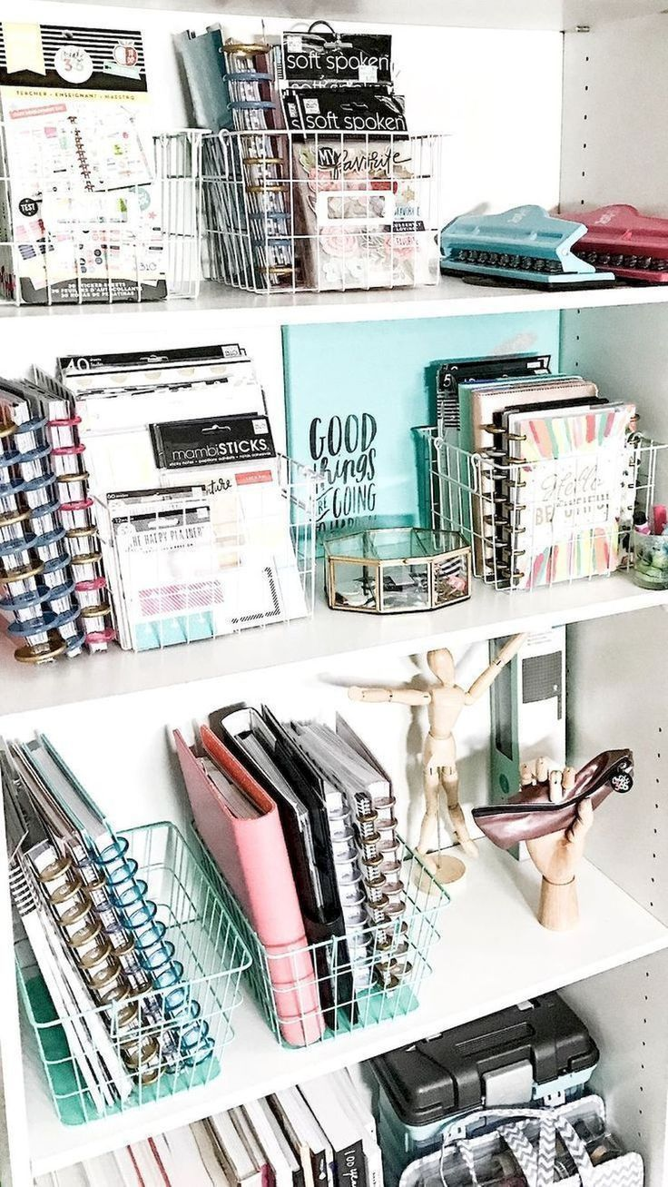 Awesome 50 Clever Dorm Room Organization Ideas https://decoremodel.com/50-clever-dorm-room-organization-ideas/ #organizationideas