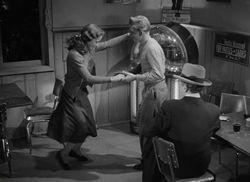 In the Trees - Helene Stanley The Asphalt Jungle | John Huston...