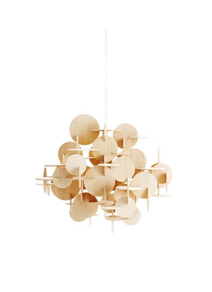 Normann Copenhagen Bau hanglamp small €190