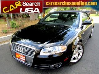 Used 2007 Audi A4 2007 2dr Cabrio CVT 2.0T FrontTrak for Sale in North Hollywood, CA