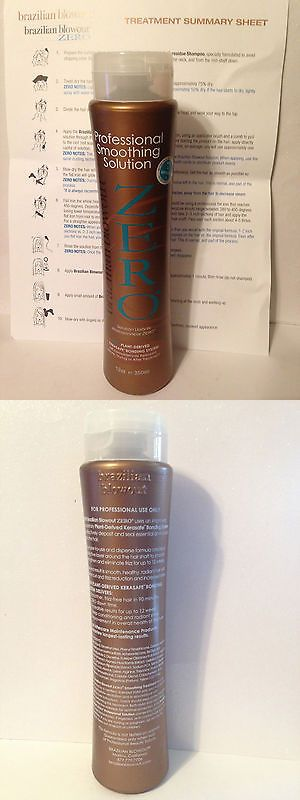 Relaxers and Straightening Prod: Zero Brazilian Blowout Professional Zero Smoothing Solution-12Oz No Formaldehyde BUY IT NOW ONLY: $164.5