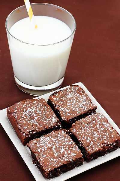 1 cup all-purpose flour  1/2 cup unsweetened cocoa powder  1 tsp. instant coffee powder (optional)  1/4 tsp. baking soda  1/4 tsp. salt  heaping 1/3 cup bittersweet or dark chocolate chips  1/4 cup butter  2 eggs  1 cup sugar  1/3 cup Baileys Irish Cream  1 tsp. vanilla extract