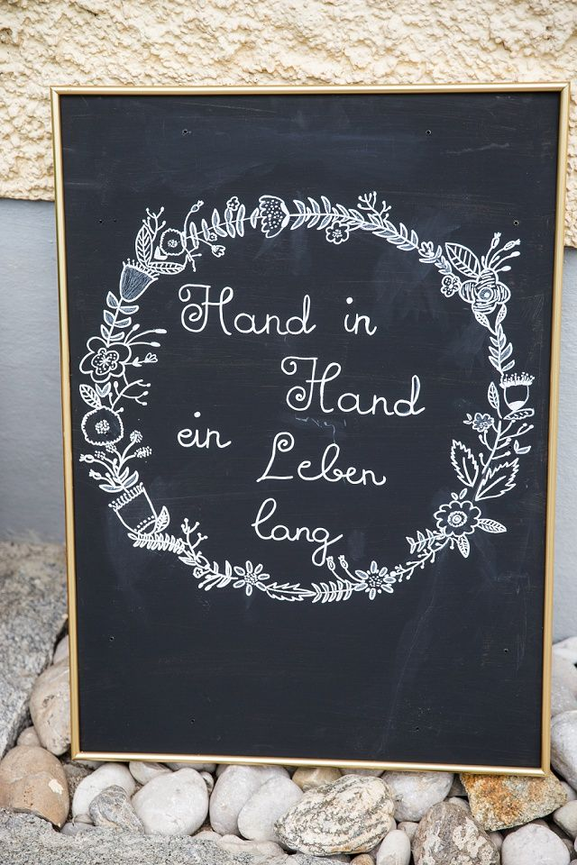Hand in Hand ein Leben lang
