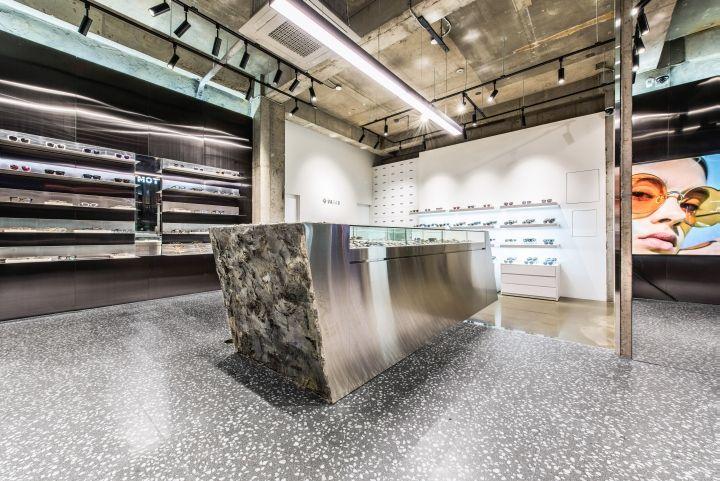 VAVAS & Projekt Product eyewear shop by NiiiZ Design LAB, Seoul – Korea » Retail Design Blog