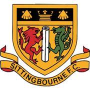 1886, Sittingbourne F.C. (England) #SittingbourneFC #England #UnitedKingdom (L16963)
