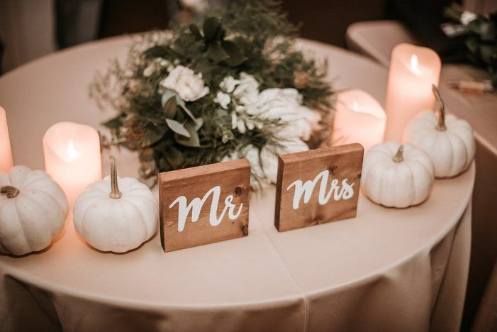 Rustic Chic Virginia Winery Wedding Pumpkin Wedding Rustic